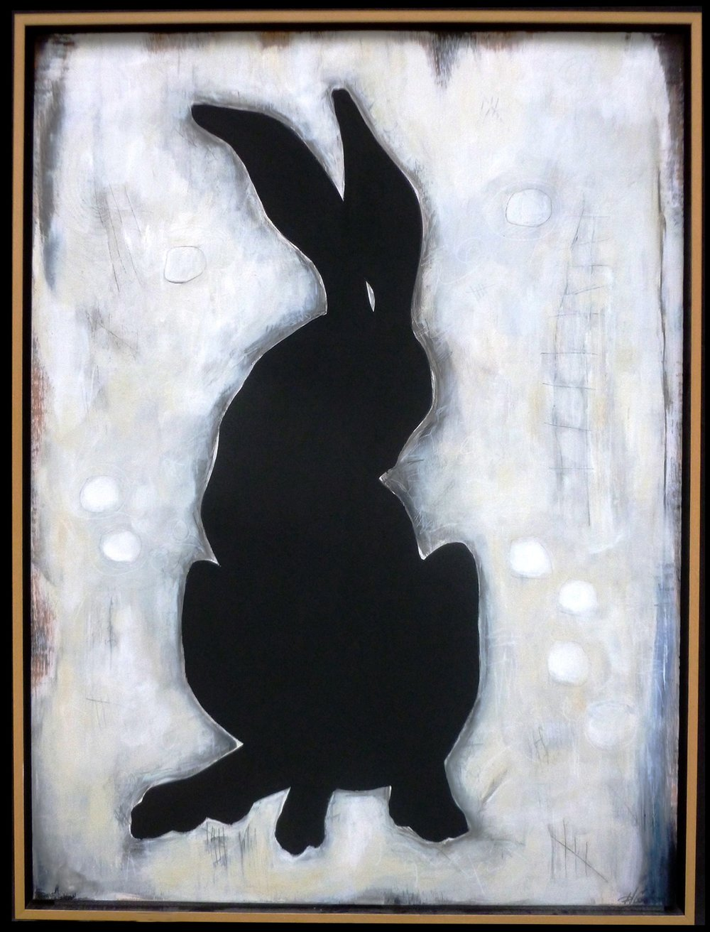 CONEJO DE LA NOCHE II (RABBIT OF THE NIGHT II)