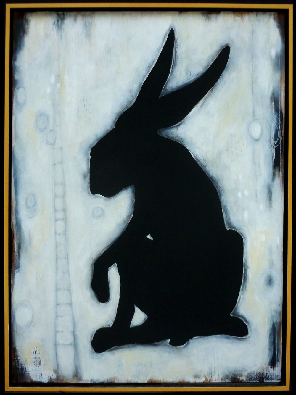CONEJO DE LA NOCHE I (RABBIT OF THE NIGHT I)