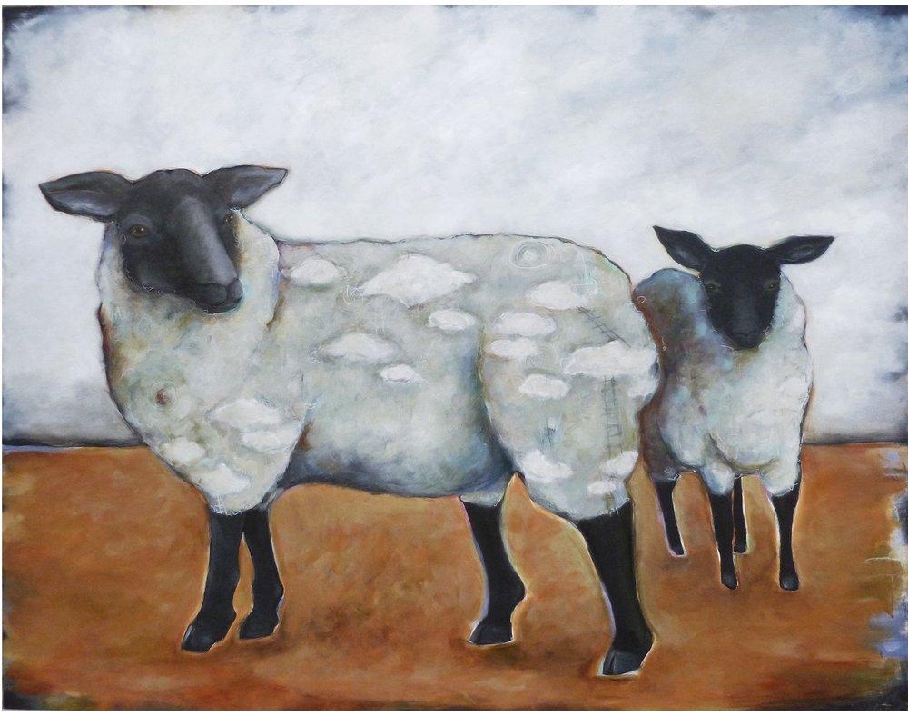 LA VIDA DE UNA OVEJA (THE LIFE OF A SHEEP)