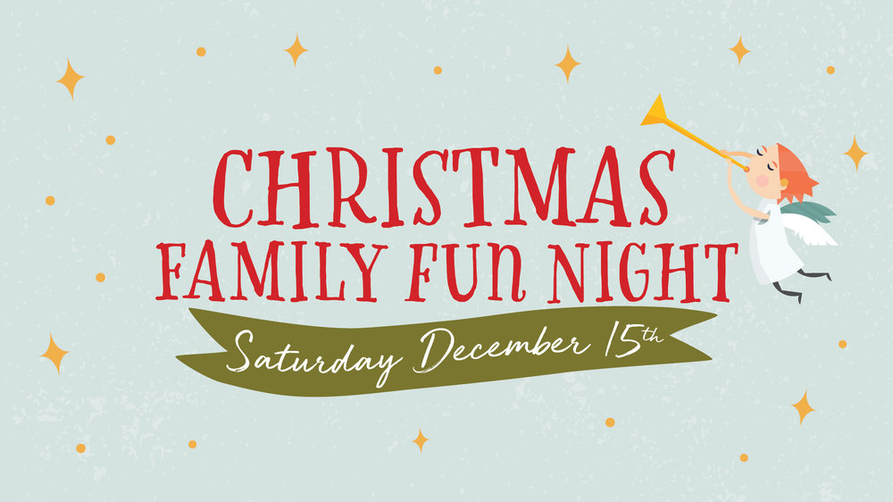 Christmas Family Fun Night Image