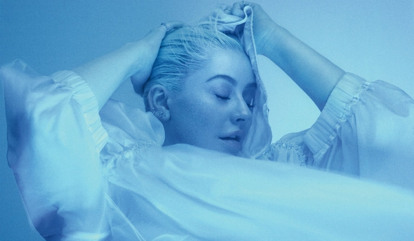 Christina Aguilera for  Billboard Magazine .