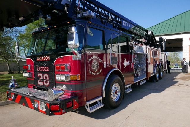 Jackson, MS Truck 28.
