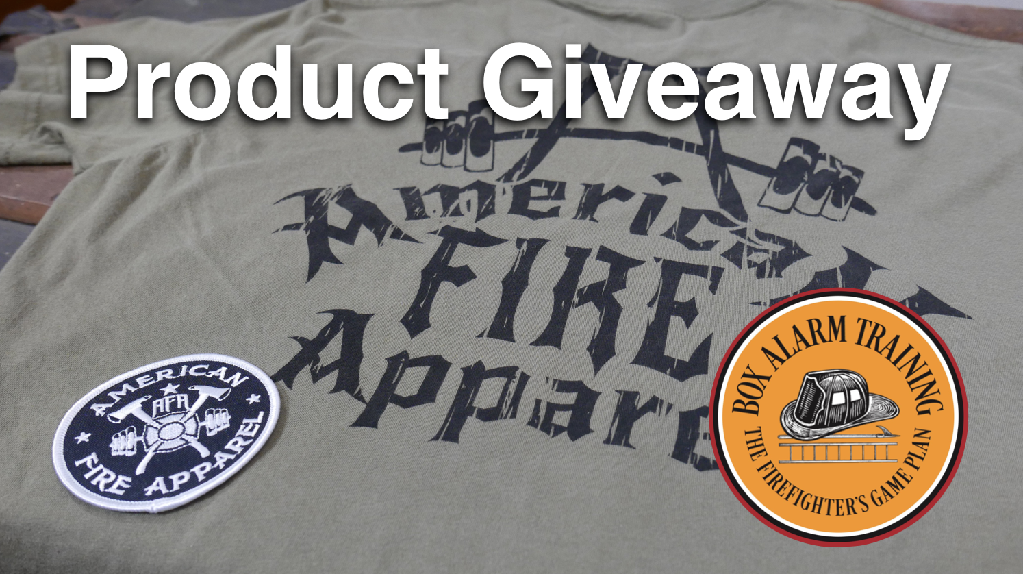 American Fire Apparel Giveaway