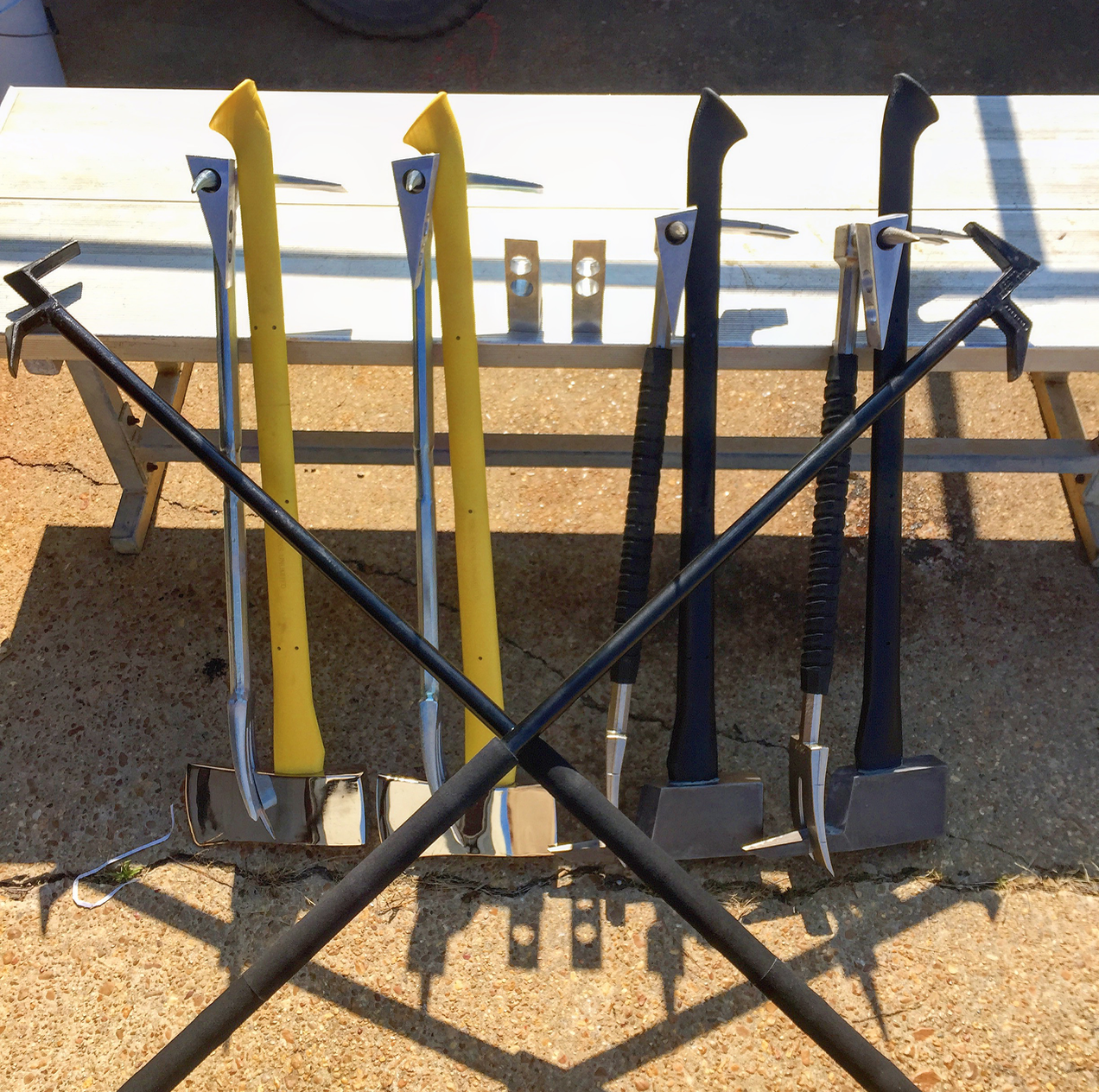 Forcible Entry Tools