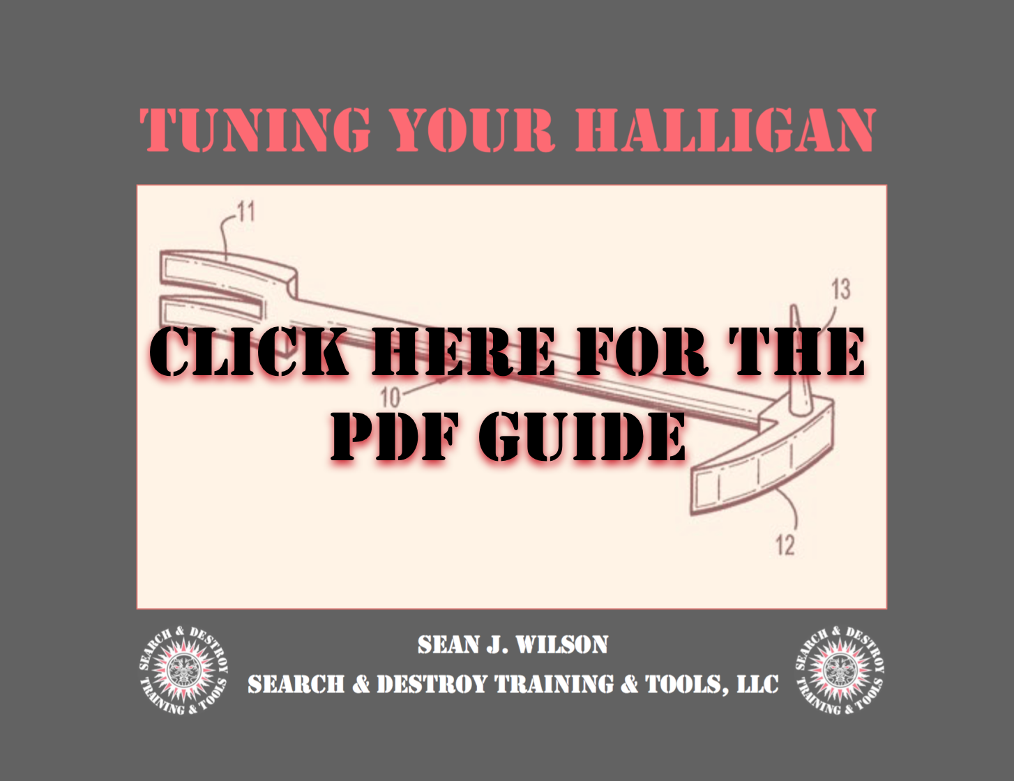 Halligan Tuning Guide Photo