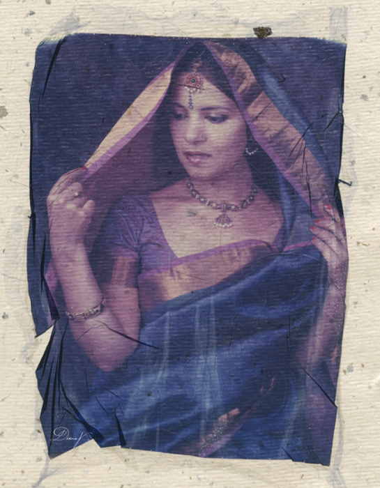 India - Khadi paper