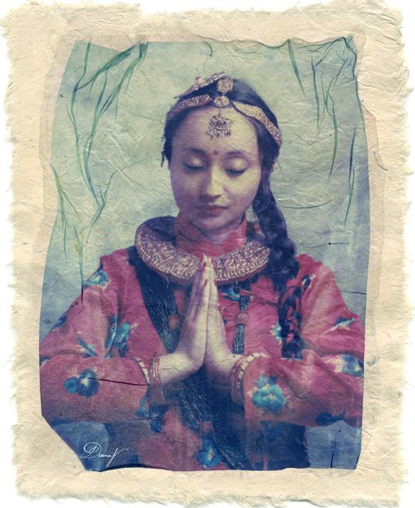 Nepal - Lokta paper