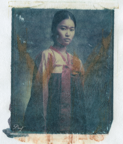 Korea - Hanji paper