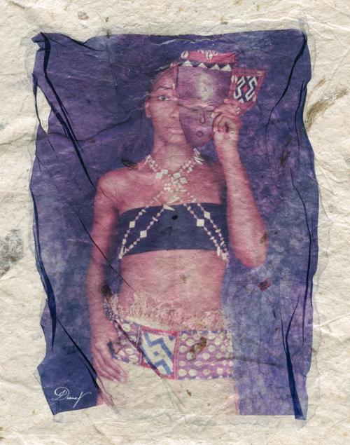 Congo - African paper