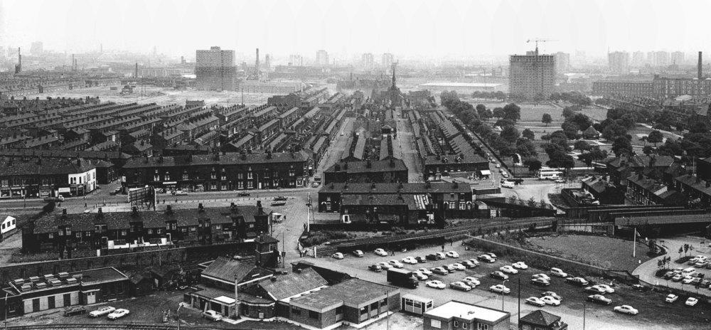 Salford panorama (1971)