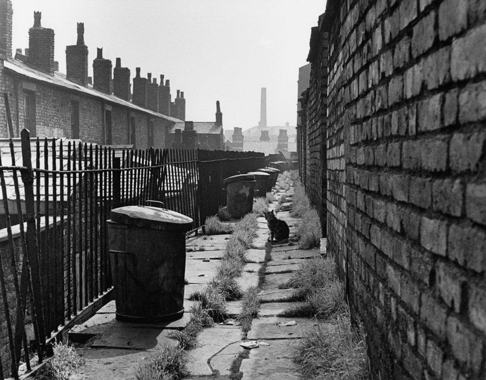 Salford, back alley & dustbins, 16-74-2 (1962).jpg