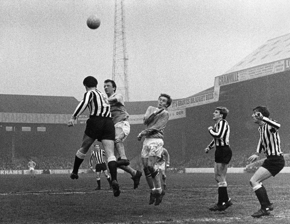 MCFC v Newcastle (1969)