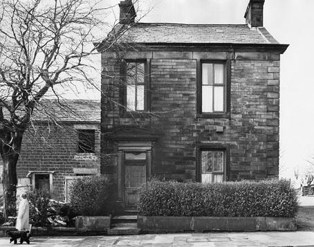 Lowry's house