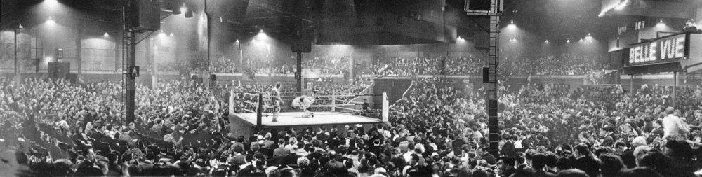 Belle Vue Wrestling panorama (1959)