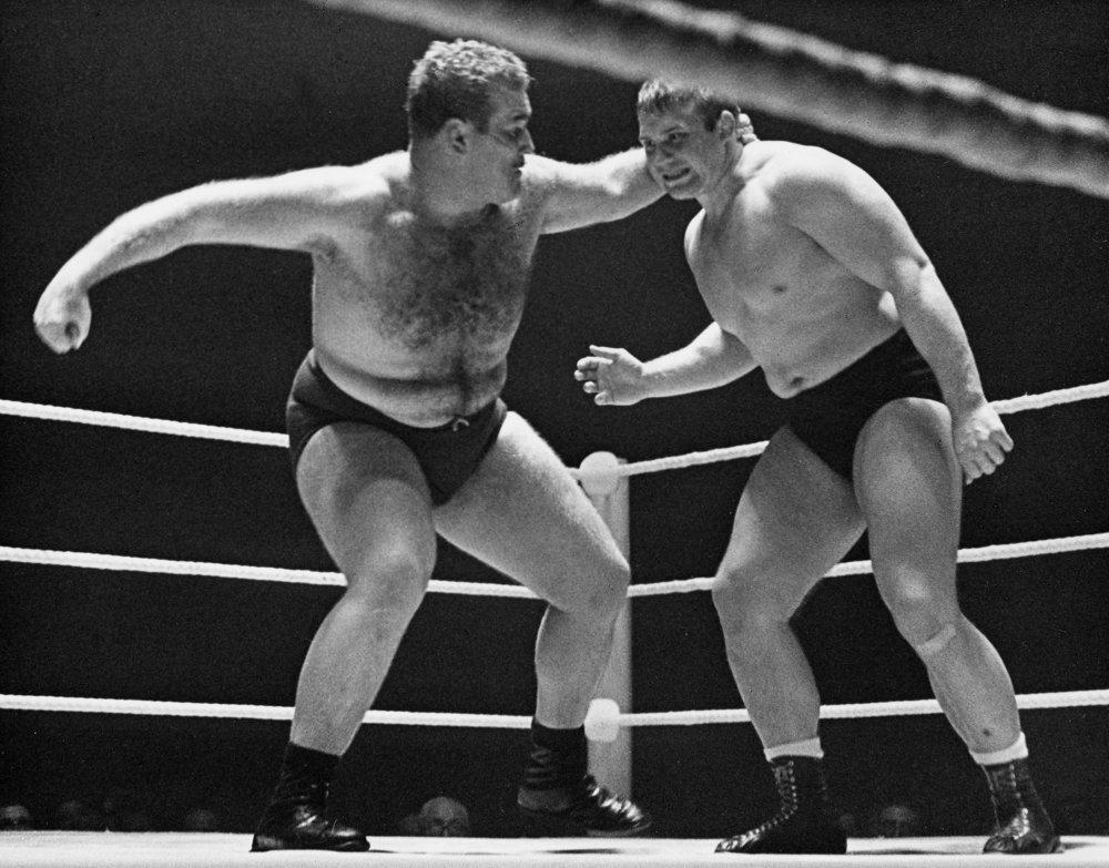 Belle Vue Wrestling #2 (1959)