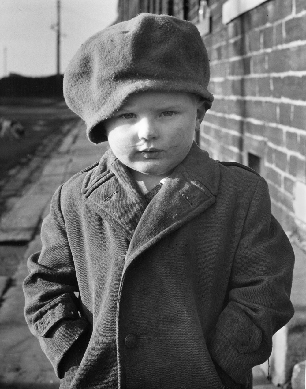 Boy at Mountain, nr. Bradford 13-67-3 (1958).jpg