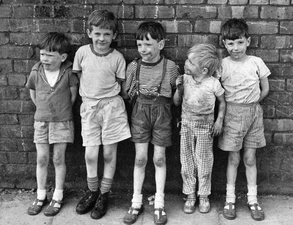 Lads, Moss Side (1964)