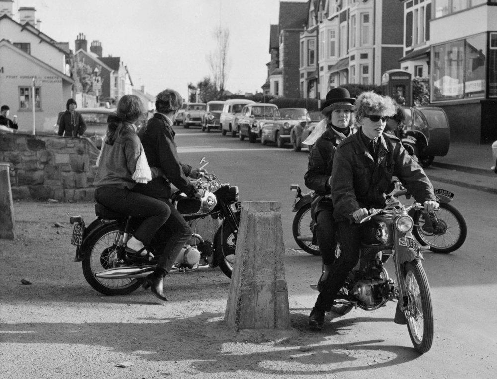 Mods, Abersoch (1964)