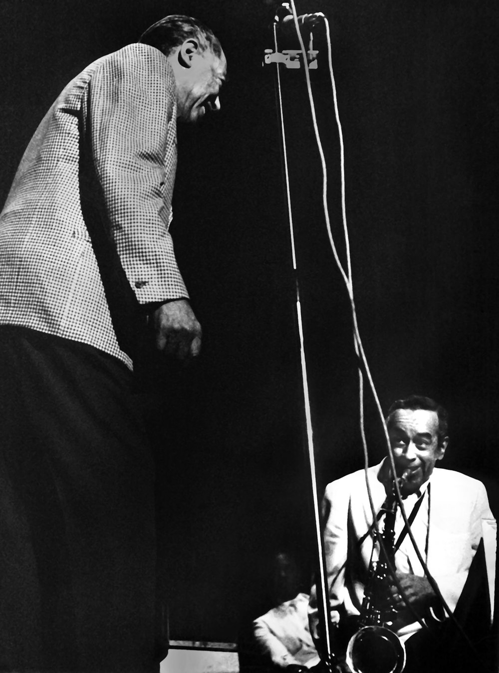 Duke Ellington & Paul Gonsalves