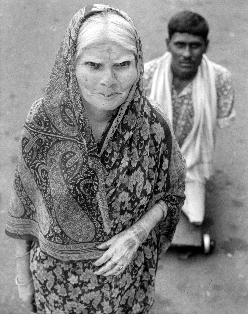 Beggars, Goa