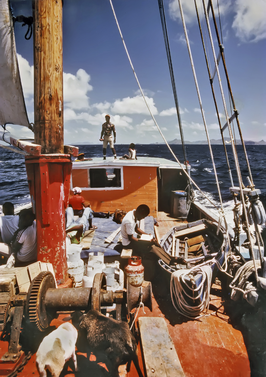 Boating, West Indies