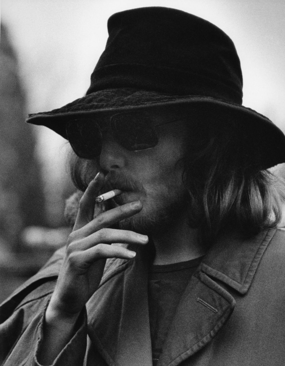 Smoking, Manchester