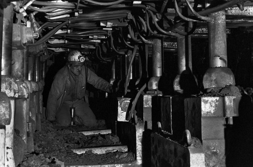 Coal Miner, St Helens