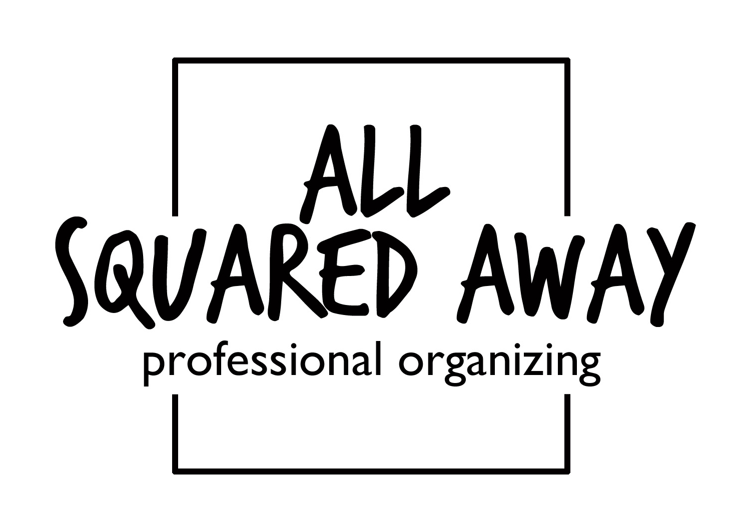 All Squared Away: Professional Organizing