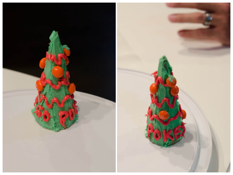Sugar Cone Christmas Trees