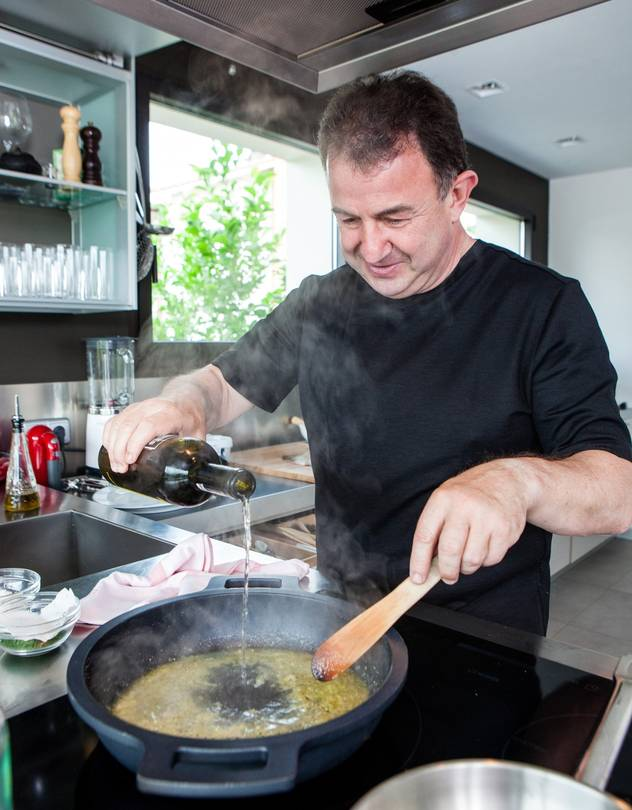 WALL STREET JOURNAL: How a Chef With 8 Michelin Stars Cooks at Home