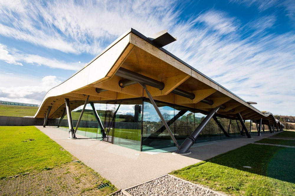 CN TRAVELER:  The Macallan Distillery Is Opening an Epic Scotch Experience