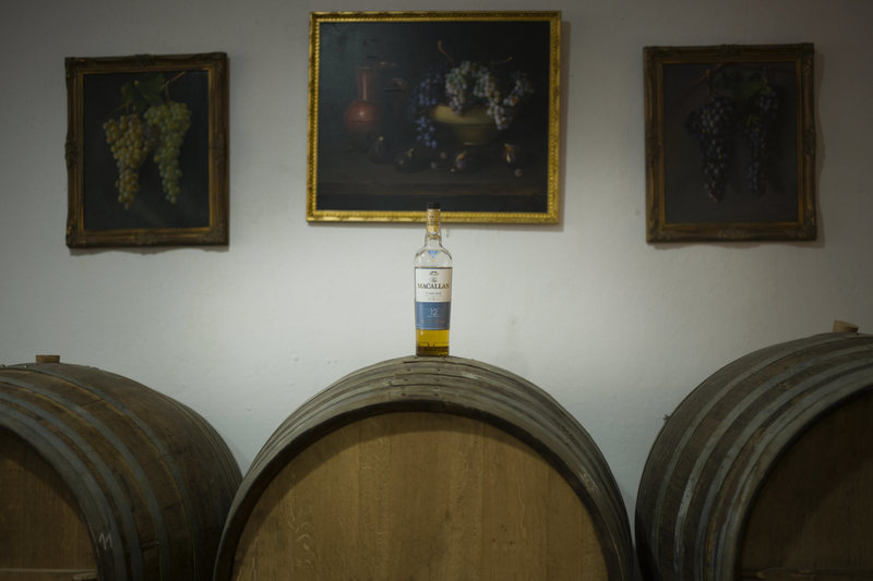 ATLAS OBSCURA: How Sherry Became the Secret to Great Scotch