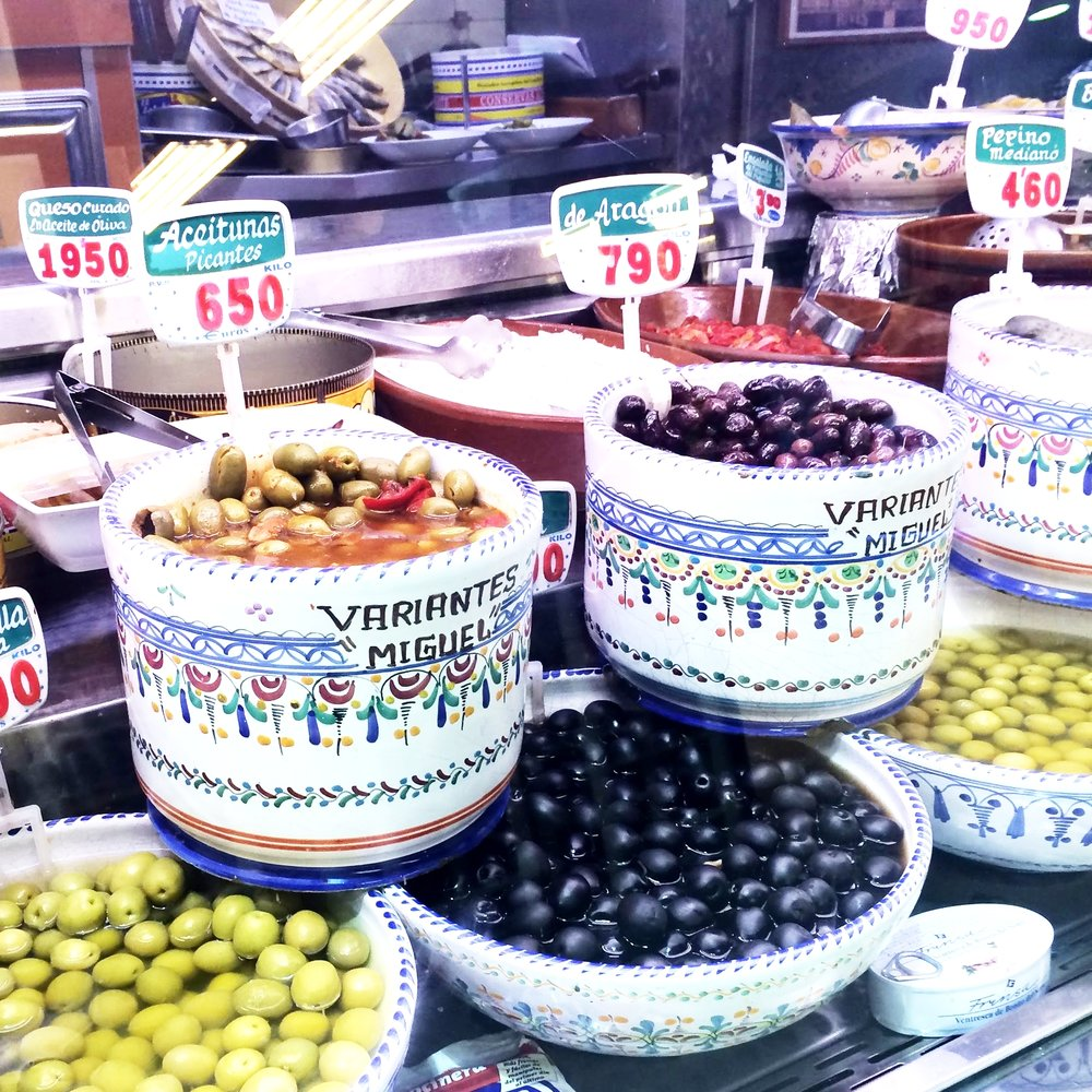SAVEUR: In Spain, Trackable Olives Will Help Farmers to Catch Midnight Thieves