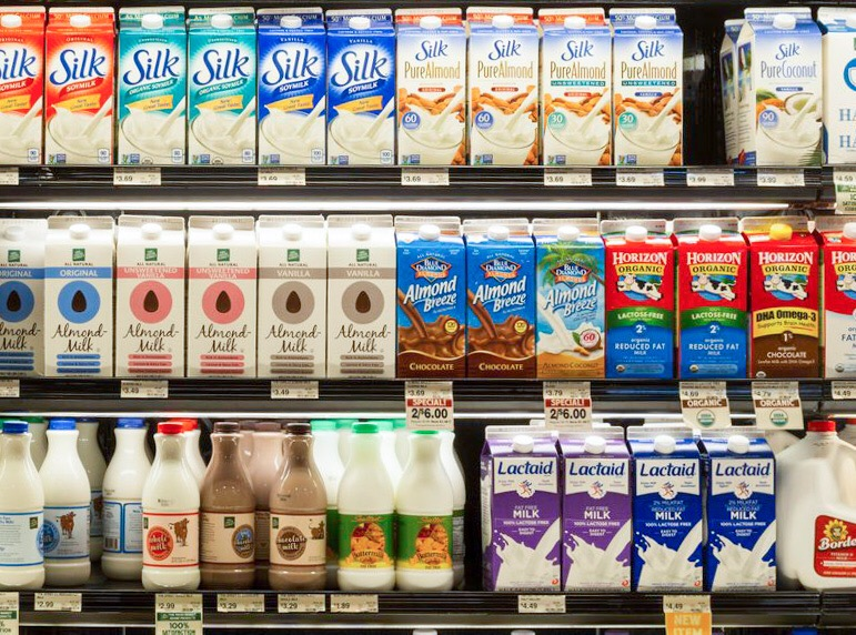 SMITHSONIAN: Nut Milks Are Milk, Says Almost Every Culture Across the Globe
