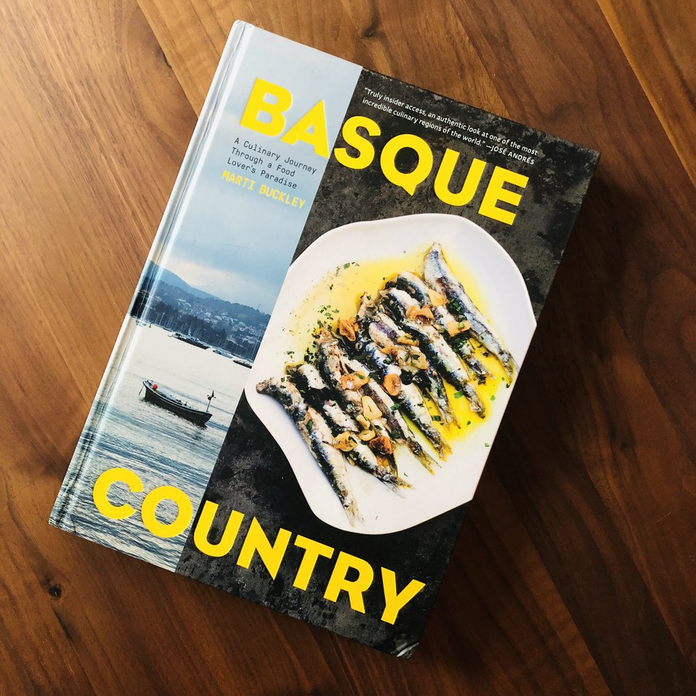 SAVEUR: How an Alabama Native Wound Up Writing Our Favorite Basque Cookbook