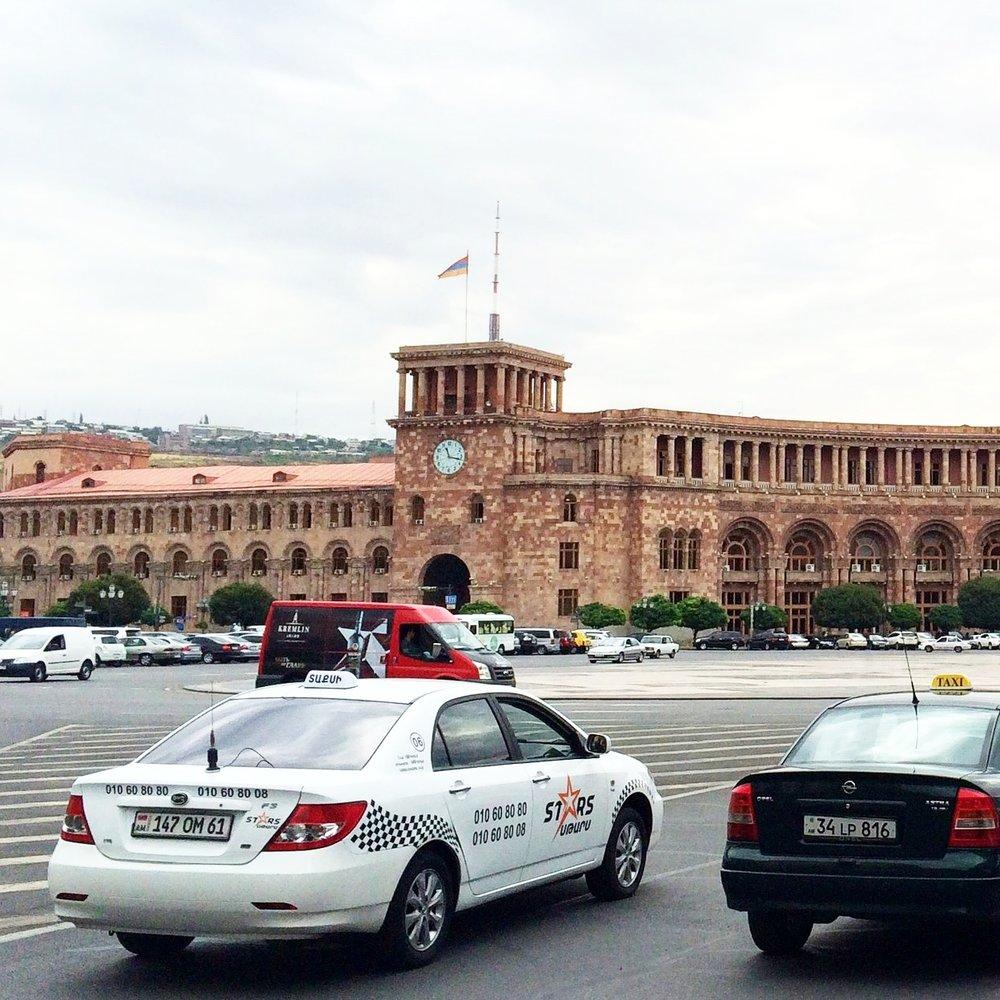 FODOR'S: Yerevan Rising