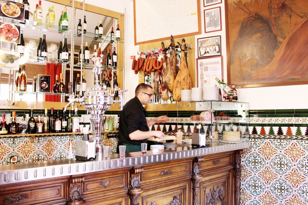 FOOD & WINE: 15 Best Madrid Wine Bars