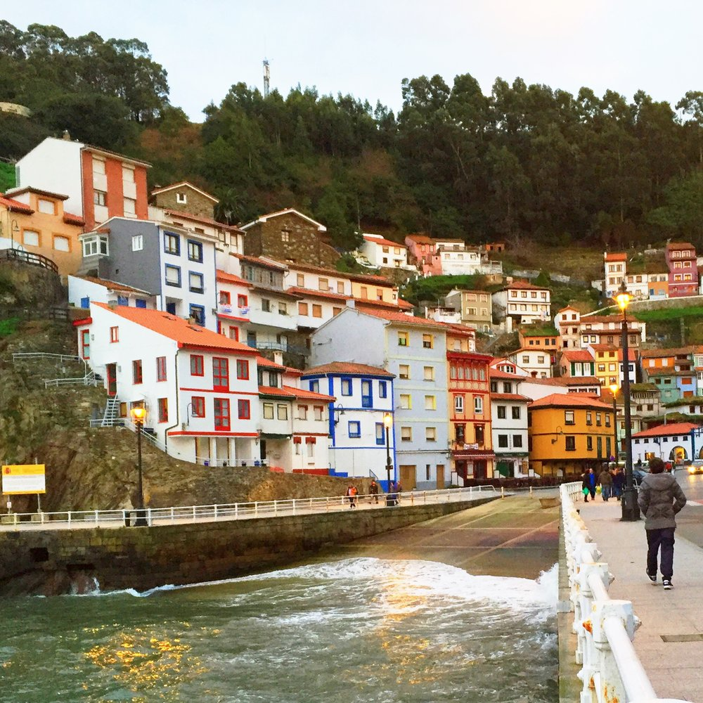 CN TRAVELER: Inside Cudillero, Spain's Secret Crayola-Colored Town