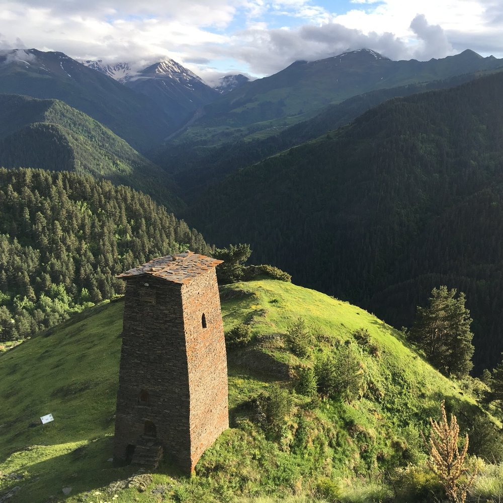 DAILY BEAST: Tusheti, Georgia: The Last Wild Place in Europe