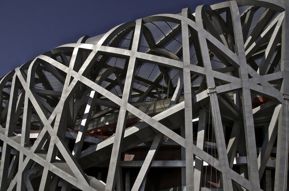 The Birds Nest Stadium