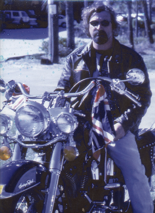 My first Harley was 1998 Heritage which I modified in Daytona