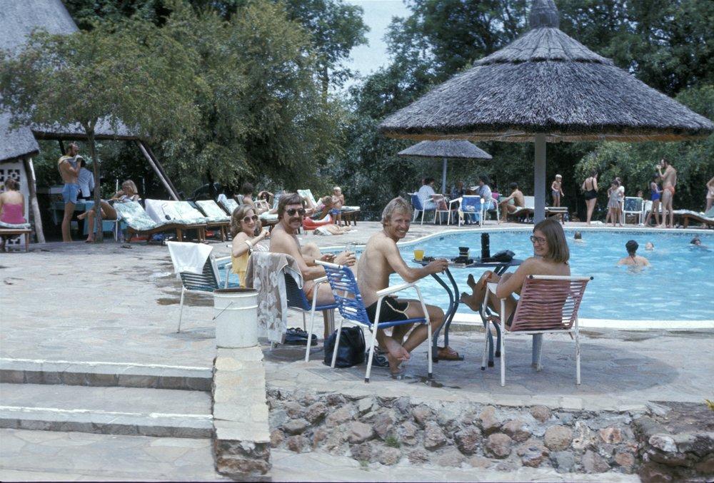 Zambezi Lodge Hotel.