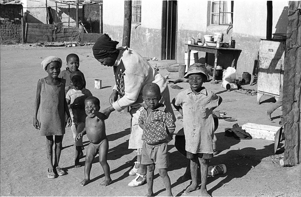 A village in S Africa