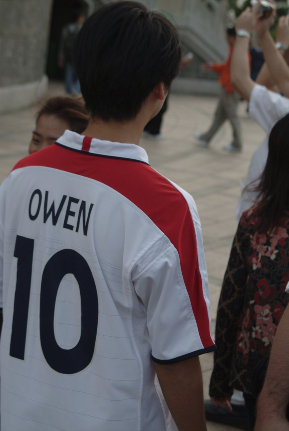 A Chinese Owen?