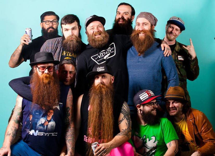 So Important is the almighty beard there's even a beard club in Portland.