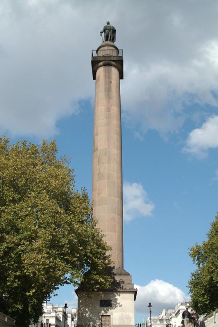 Lord Nelson's Column.