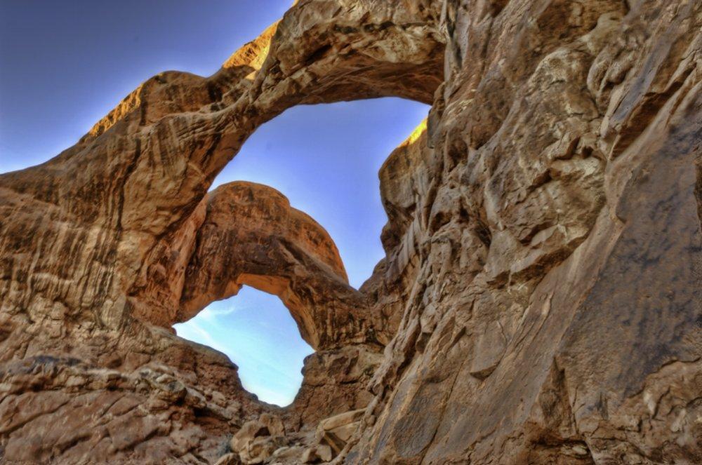 Double Arch Utah