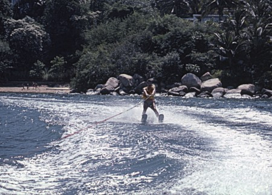 Threw in a little water skiing too.