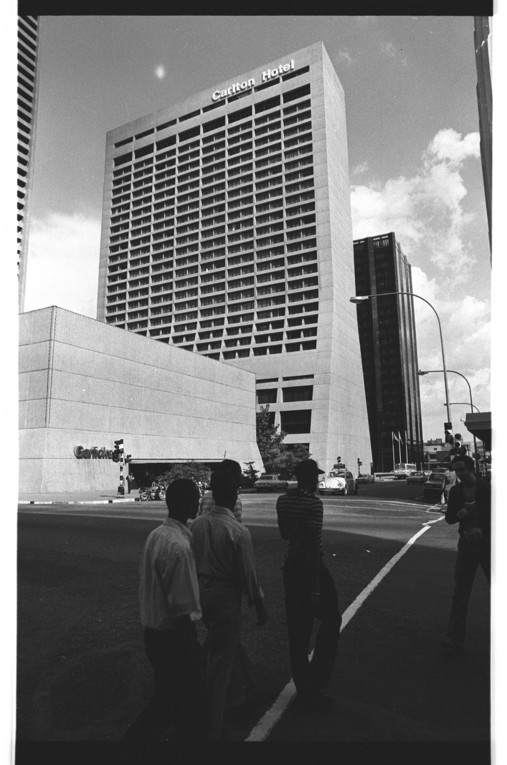 Carlton Center, downtown