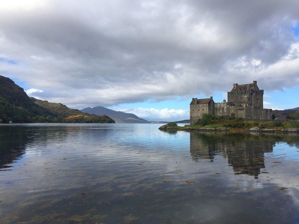 Isle of Skye in the Hebrides——— photo by Elizabeth McCamley ( formerly Elizabeth Braeley )